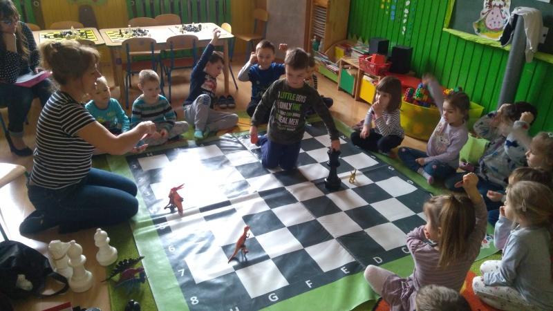Zajęcia szachowe (Starszaki)