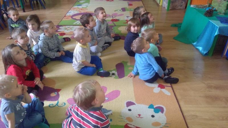 Zajęcia edukacyjne - Żyrafa (Maluszki)