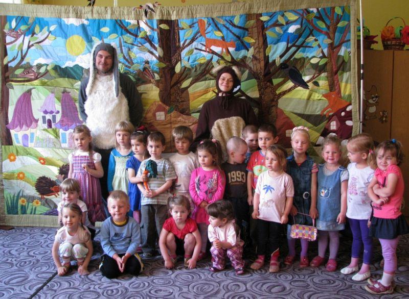 Dzień Dziecka - Grupa Maluszków