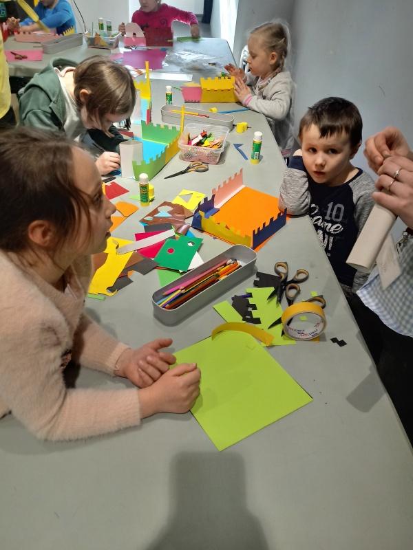 Zwiedzanie oraz warsztaty plastyczne w Bielsku-Białej