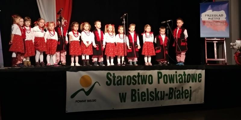 Przegląd Pieśni Patriotycznej - etap diecezjalny (Starszaki)