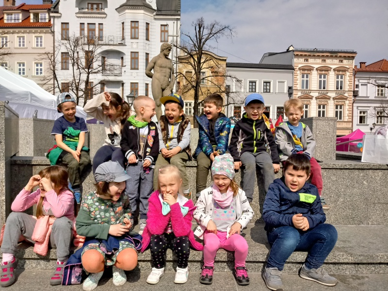 Festiwal Czekolady i Slodyczy (Starszaki)