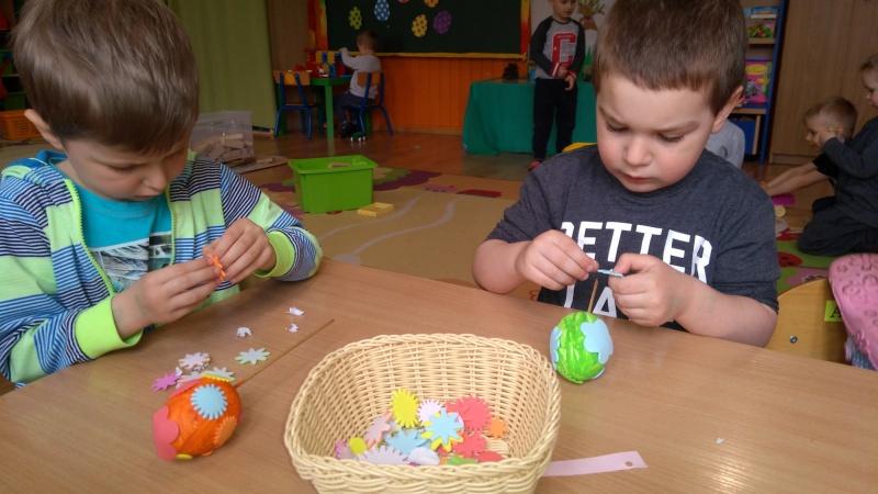 Wielkanoc (Maluszki i Starszaki)