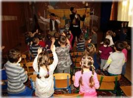 Przedszkole w Komorowicach: Teatr Eden