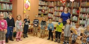 Urodziny Misia - Wizyta w Książnicy Beskidzkiej