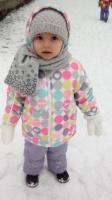 Zabawy na śniegu (Maluszki i Starszaki)