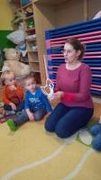 Zajęcia edukacyjne o Wróbelku (Maluszki)