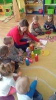 Zajęcia edukacyjne o tęczy (Maluszki)