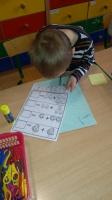 Zajęcia edukacyjne w liczeniu i pisaniu (Starszaki)