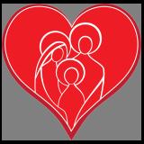 Logo Przedszkola Serduszko